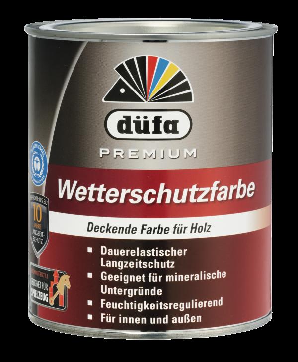 Turbo PREMIUM Wetterschutzfarbe   düfa.de WX98